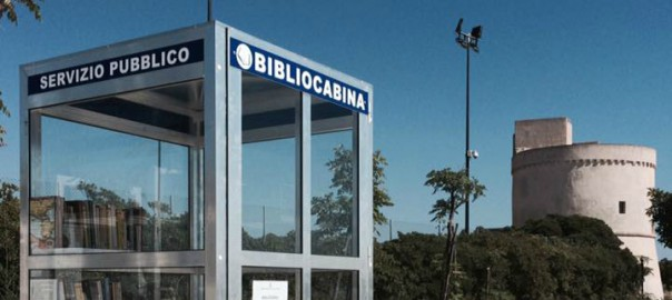 Bibliocabina  Torre Suda