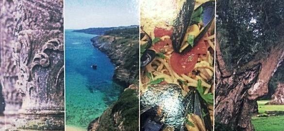 Puglia Percorsi d'Autore Valeria Blanco