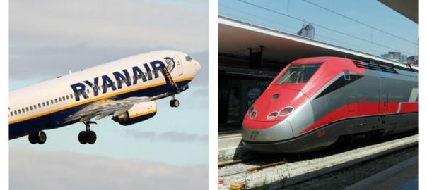 Frecciarossa Ryanair