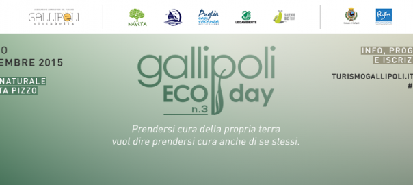 Gallipoli Eco Day