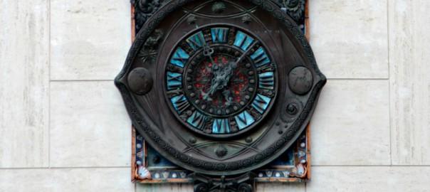 orologio meraviglie piazza sant'oronzo Lecce