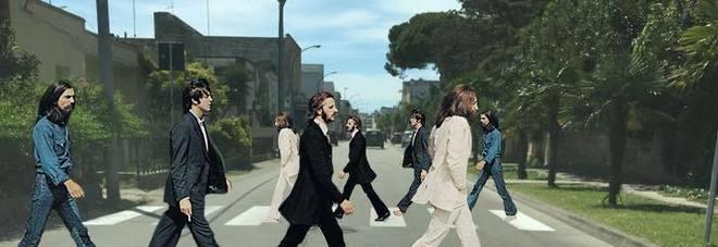 Beatles Veglie Abbey Road