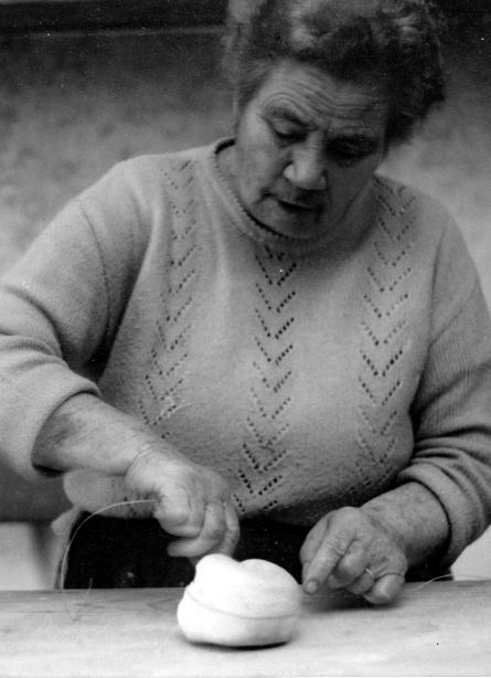 Frisa nonna