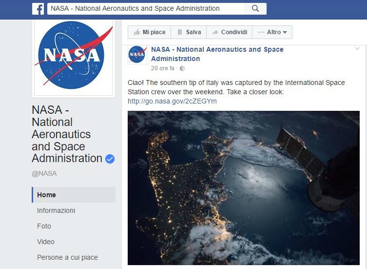 NASA ciao 2