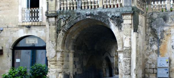 Arco di Prato Lecce