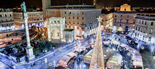 Lecce Natale Capodanno
