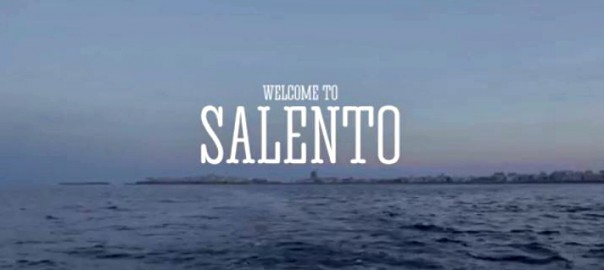 welcome to salento