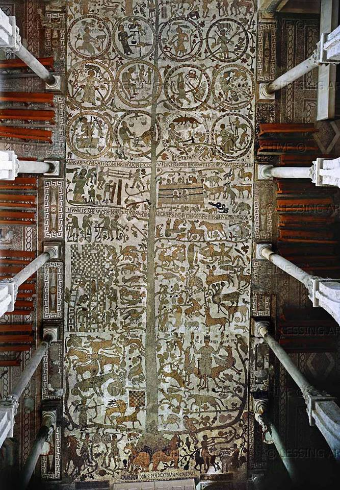 Mosaico di Otranto