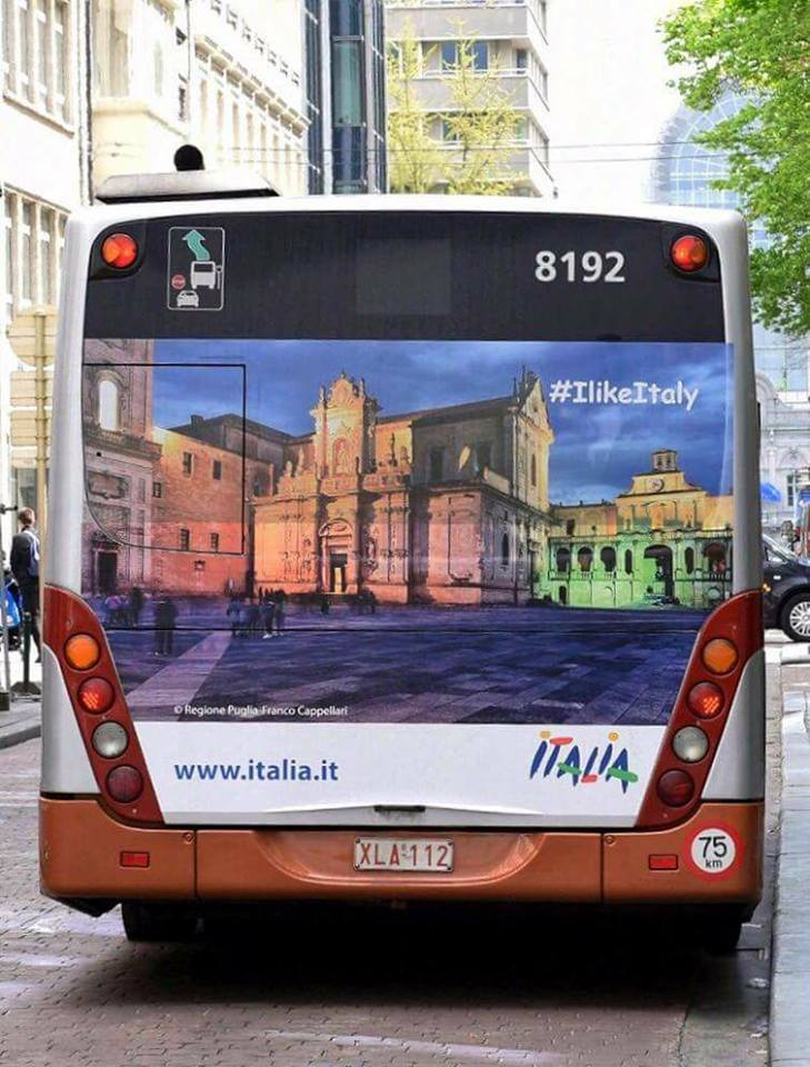 Salento Bruxelles Bus