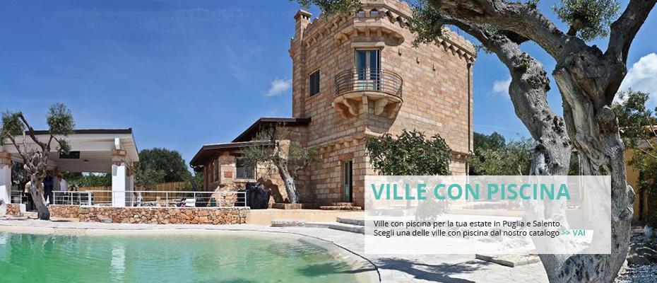 Puglia case vacanza salento vacanze gallipoli appartamenti affitto al mare salento lecce - Residence puglia mare con piscina ...