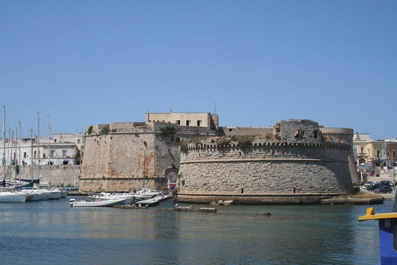 Castello gallipoli