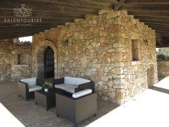 Furnieddhu affitto trullo tipico del salento pajare for 3 camere da letto 2 bagni piani piano aperto